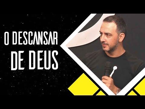 06/05/2018 - O Descansar de Deus - Apóstolo Cristiano Miranda