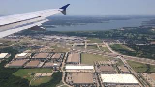 Fort Worth (TX) United States  city photos gallery : Dallas, Texas - Landing at Dallas/Fort Worth International Airport HD (2016)