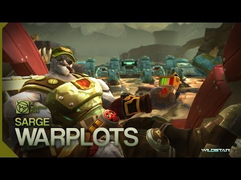 WildStar Online HD Warplots Trailer