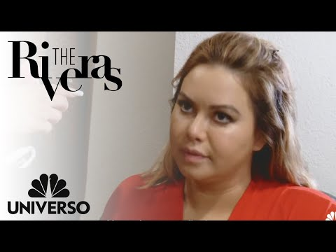 Johnny disappoints Chiquis | The Riveras | Universo (видео)