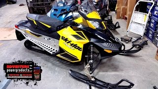 10. 2013 Ski Doo MXZ 600 ACE For Sale At Adventure Power Products