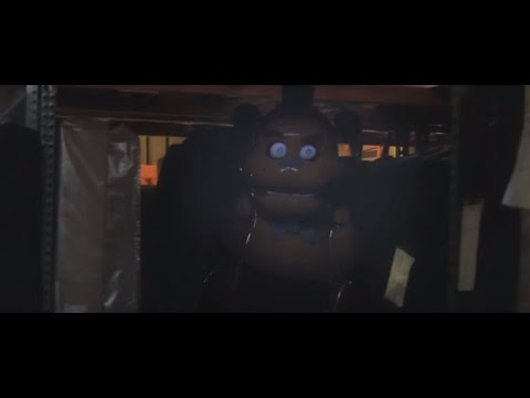 "All Freddy's Scenes in Fan Movie ""Five Night's At Freddy's Cold Storage"" (IRON HORSE CINEMA)"