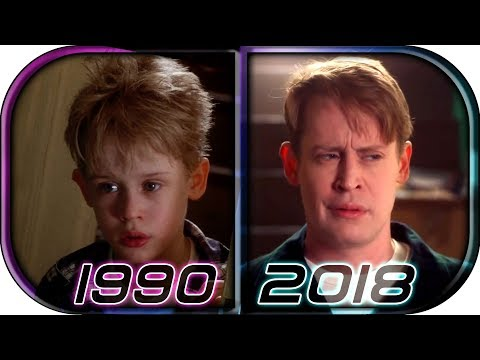 EVOLUTION of HOME ALONE Movies & TV (1990-2018) Home Alone Again with the Google Assistant compared