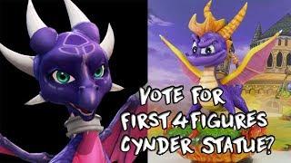 Link to First4Figures Cynder the Dragon Poll: https://www.facebook.com/groups/first4figures/permalink/1712895525671508/Follow me on Instagram: https://www.instagram.com/cb_aura/Like on Facebook: https://www.facebook.com/CrystalBlazier-496072267241008/Buy CrystalBlazier Spreadshirt Merchandise: http://shop.spreadshirt.com/crystalblazier/Read on my Blogspot: http://crystalblazier.blogspot.com/