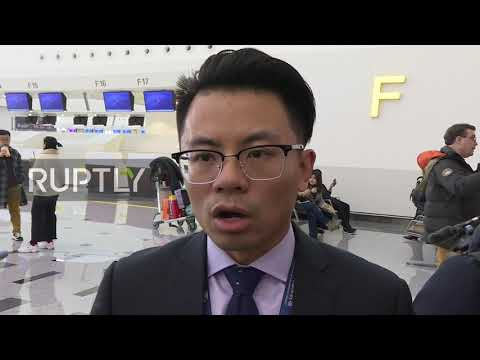 Facial scan instead of passport check? New Beijing airport goes hi-tech to speed up travel