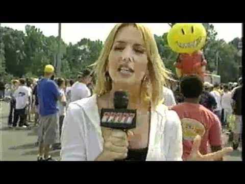 Speed Channel-Nopi-Chrissy Albice Hosts in Mechanicsville, Maryland