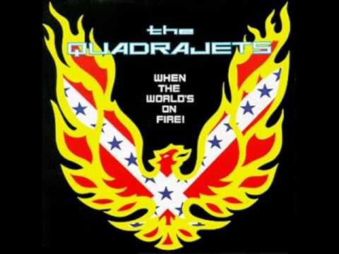 THE QUADRAJETS - fireball