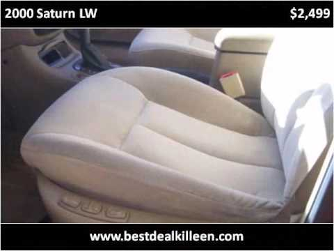 2000 Saturn LW Used Cars Killeen TX