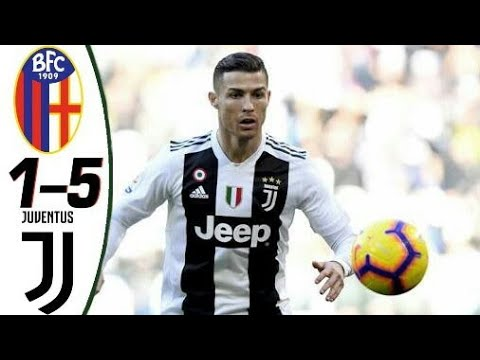 Juventus Vs Bolograna | HIGHLIGA Match Full Gol 2019(5-1)