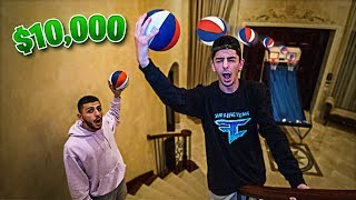 Video BEST TRICKSHOT WINS $10,000 - Basketball Challenge MP3, 3GP, MP4, WEBM, AVI, FLV Juni 2019