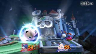 Salty Soup – Super Smash Bros for Wii U salt montage