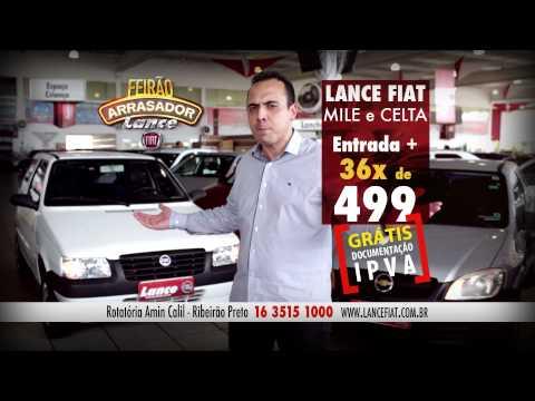 Feirão Arrasador Lance Fiat