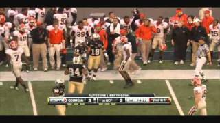 Josh Robinson vs Georgia Liberty Bowl
