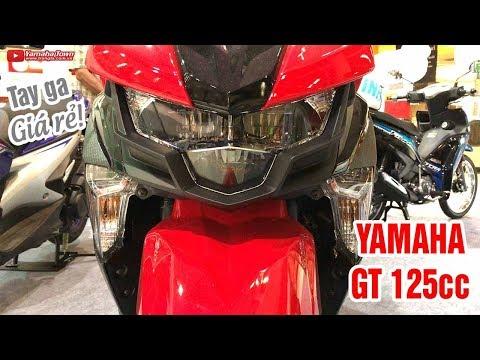 """Yamaha GT 125cc Đánh giá xe tay ga """"Quái vật 1 mắt"""" ▶ Why Not? - Thời lượng: 3:33."""