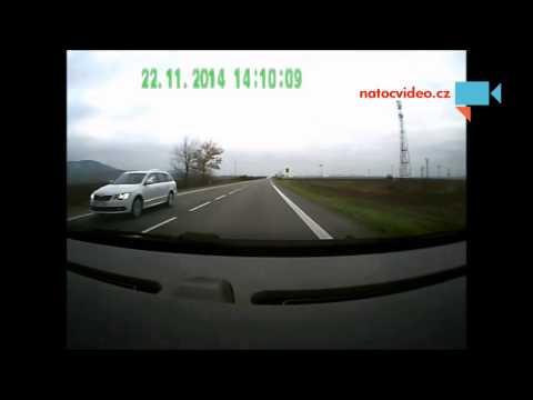 Přestupky na silnici