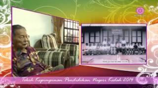 Tokoh Guru Negeri Kedah 2014