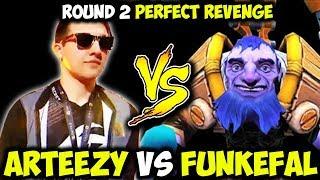 Video Arteezy Vs Funkefal Tinker Round 2 Mid Battle - Perfect Revenge Dota 2 MP3, 3GP, MP4, WEBM, AVI, FLV Maret 2019