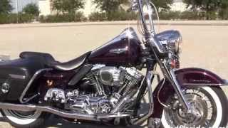 7. Used 2006 Harley Davidson Road King Classic Motorcycles for sale