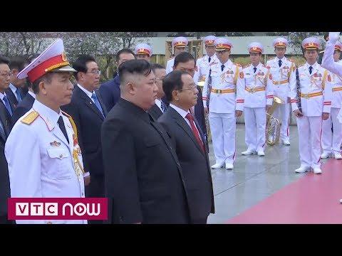 Chủ tịch Kim Jong-un vào lăng viếng Chủ tịch Hồ Chí Minh - Thời lượng: 38:38.