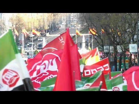 Spanien: Tarifvertrag zwischen Gewerkschaften und Arbei ...