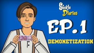 Shukla Diaries - Episode 1 -  Demonetization || Shudh Desi Endings