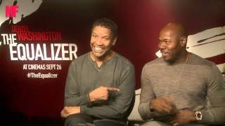 The Equalizer - Denzel Washington and Antoine Fuqua interview 2014