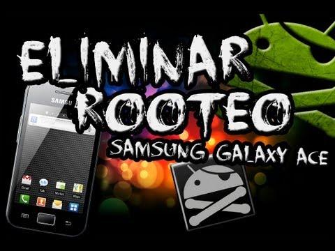 Como rootear samsung galaxy ace 2.3.6 GT-S5830?