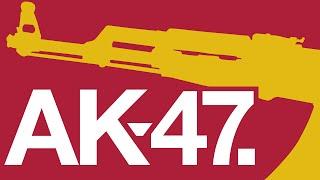 AK-47.