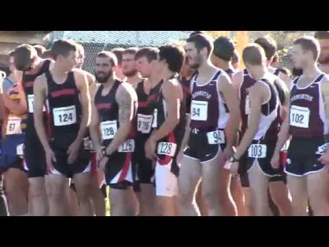 2015 NAC Men's & Women's Cross Country Championship Highlights