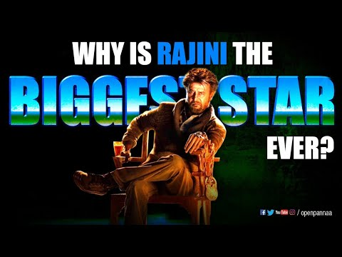 Why Is Rajini The Biggest Star Ever? | #RounduKatti With Superstar Rajinikanth Fans | Open Pannaa