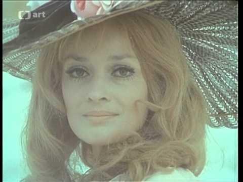 Dotek motýla 1972
