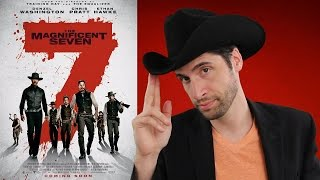 The Magnificent Seven - Movie Review by Jeremy Jahns