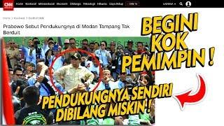 """Video Ini Reaksi Orang Medan Atas Pidato Prabowo  """" Pendukung Sendiri DI Hujat , Wowo ! """" MP3, 3GP, MP4, WEBM, AVI, FLV Mei 2019"""