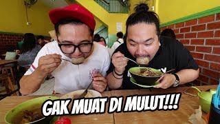 Video WOW!!! UKURAN BAKSO NYA SEGEDE BOLA TENIS!!! FT. EDHO ZELL MP3, 3GP, MP4, WEBM, AVI, FLV Desember 2018