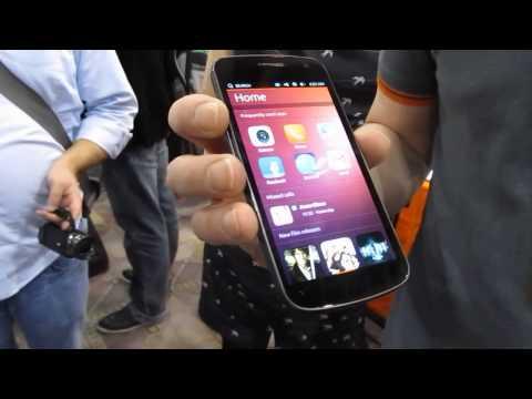 CES 2013: Ubuntu Phone OS Demoed on Galaxy Nexus – Video