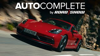 AutoComplete: Boxster and Cayman GTS go flat-six again by Roadshow