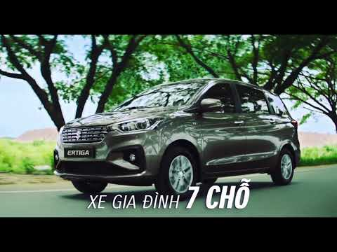 Clip giới thiệu xe Suzuki Ertiga