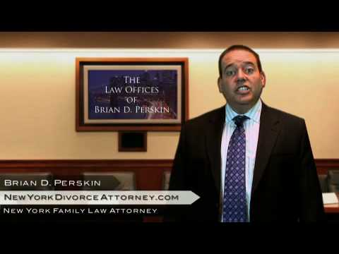 New York Divorce Attorney Child Support