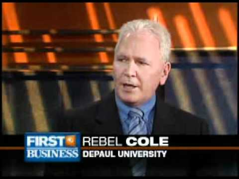 First Business News: Mortgage Fraud Crackdown with Rebel Cole (Aired 2011-05-16)