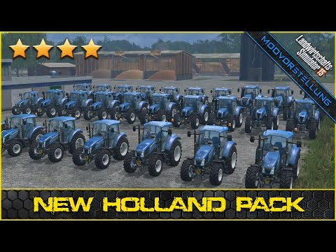 New Holland Bundle v0.95 BETA