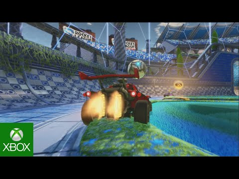 [Xbox 週報]《Rocket League》- Xbox One首款與PC跨網對戰遊戲