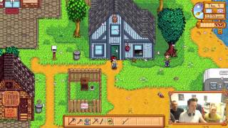 Join us as we take a sneak peek at Stardew Valley, an open-ended country-life RPG developed entirely by one person - ConcernedApe http://stardewvalley.net/Follow us on twitter!@Supernorn @Tiyuri @mollygos @rosiedeux @Samuriferret @George_Five and of course, @concernedape