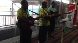 Fiji Traditional Welcome Serenade Song