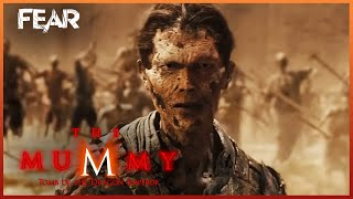 Video Zi Yuan Raises The Army Of The Dead | The Mummy: Tomb Of The Dragon Emperor MP3, 3GP, MP4, WEBM, AVI, FLV Maret 2019