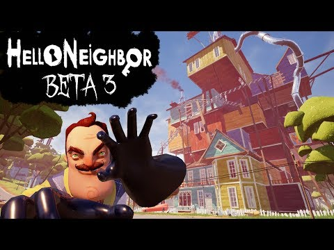 hello neighbor download beta 3