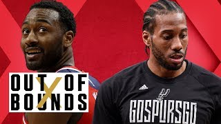 "Kawhi-Spurs Drama; John Wall ""Midget"" Diss; All-Star Reserve Picks 