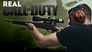 Video Let's play - Call of Duty (in real) MP3, 3GP, MP4, WEBM, AVI, FLV Agustus 2018