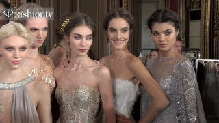 Zuhair Murad Couture Spring/Summer 2013 Behind The Scenes   Paris Couture Fashion Week   FashionTV