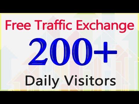 5 Free Traffic Exchange Sites to Get Instant Website Traffic
