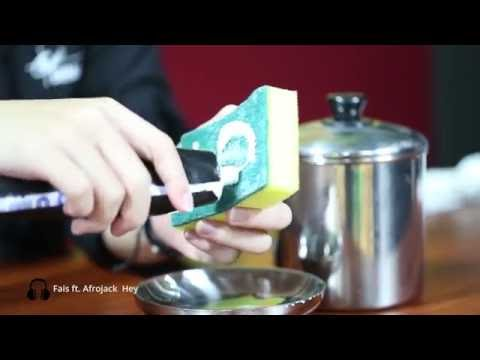 How To Use Toothpaste To Clean Stainless Steel Appliances And Remove Scratches